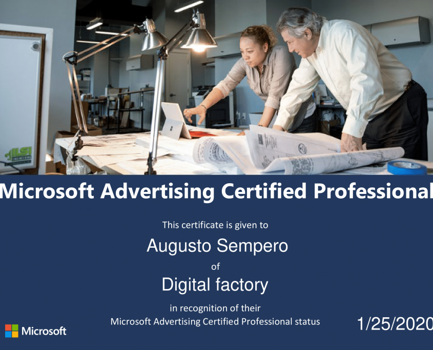 MICROSOFT ADS CERTIFICATION PANAMA